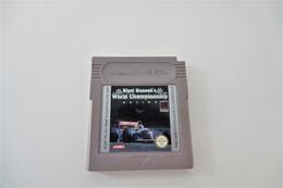 NINTENDO GAMEBOY  : NIGEL MANSELL'S WORLDCHAMPIONSHIP RACING -1993 - Consoles De Jeux