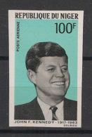 Niger - 1968 - Poste Aérienne PA N°Yv. 94 - JFK / Kennedy - Non Dentelé / Imperf. - Neuf Luxe ** / MNH / Postfrisch - Niger (1960-...)