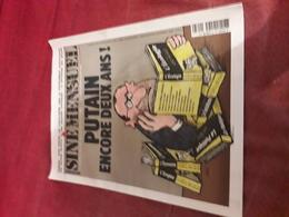 Sine Mensuel 38 - Zeitungen