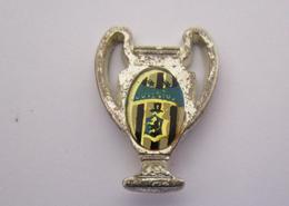 Coppa Soccer Pins Juve Torino è Solo BiancoNera Calcio Football  Juventus - Calcio