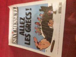 Sine Mensuel 39 - Zeitungen