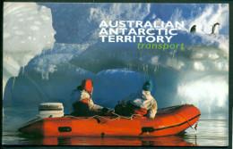 Australian Antarctic Territory Stamp Pack 1998 Transport Set Of 4 MNH - Australian Antarctic Territory (AAT)