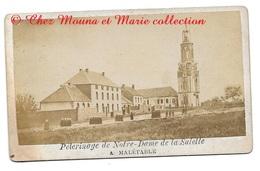MALETABLE - PELERINAGE DE NOTRE DAME DE LA SALETTE - EGLISE ORNE - PHOTO 10 X 5.5 CM ROCHE AU MANS - Photos
