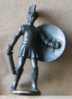 MONDOSORPRESA, (SLDN°21) KINDER FERRERO, SOLDATINI IN METALLO  SPARTANO 40MM - Figurine In Metallo