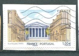 France 2016 - YT 5088 (o) Sur Fragment - Usati
