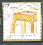 France 2017 - YT 5197 (o) Sur Fragment - Usati