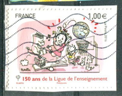 France 2016 - YT 5072 (o) Sur Fragment - Usati
