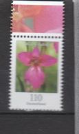Deutschland BRD **    Blumen Wild-Gladiole   Neuausgabe 1.7.2019 - [7] República Federal