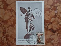 EX COLONIE FRANCESI - ALGERIA - Armate Di Terra - Cartolina Maximum + Spese Postali - Cartoline Maximum