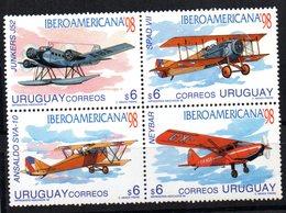 Serie Nº 1752/5  Uruguay - Uruguay
