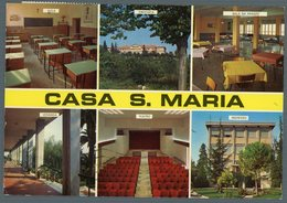 °°° Cartolina N. 19 Pagliare Casa S. Maria Vedutine Viaggiata °°° - Ascoli Piceno