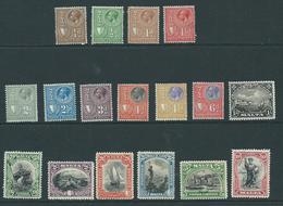 Malta Stamps Sg157 Sg 157 Set Usuall Yellowish Gum Set Hm 1926 - Malta