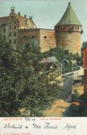 Bentheim Schloss - Wittkamp                [ALT  0017] - Bentheim