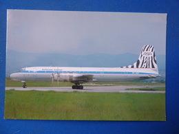 AFRICAN SAFARI AIRWAYS    BRISTOL BRITANNIA  5Y ALT - 1946-....: Ere Moderne