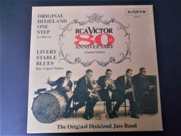 Disque 33 Tours Jazz - ORIGINAL DIXIELAND JASS LAND (25 Cm) - Jazz