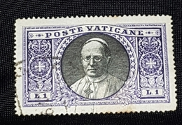 Pape XI 1933 - Used Stamps