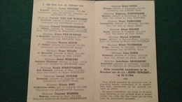 DE ZEEMAN BRENGT GROTE OFFERS ALLEN OMGEKOMEN IN DE NOORDZEE  S/S HENRIE DE WEERSTANDBEWEGING 22.12.1954 - Oostende