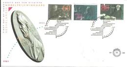 FDC HOLANDA  1991 - Química