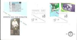 FDC HOLANDA  1988 - FDC