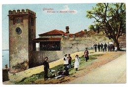 Tarjeta Postal Entrance To Moorish Castle Gibraltar - Gibraltar