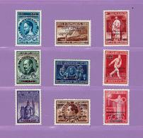 BELGIUM...1948...MNH...special Imprint And Perfs On Back...TYPE I - Belgium
