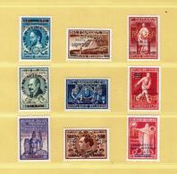 BELGIUM...1948...MNH...special Imprint And Perfs On Back...TYPE II - Belgium