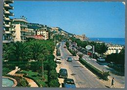 °°° Cartolina N. 22 Grottammare Lungomare Viaggiata °°° - Ascoli Piceno