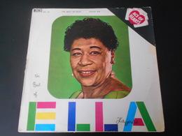 Disque 33 Tours Jazz THE BEST OF ELLA FITZGERALD Volume 1 - 1962 - Jazz