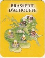 Brasserie  D' Achouffe -  La  Chouffe - Beer Mats