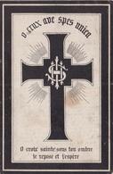 Menen, 1884, Fredericus Deleu, - Religion &  Esoterik