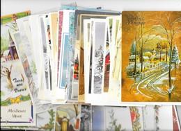 Beau Lot  *  Plus De  60 Belle Cartes  * Meme Pas 0,07 Eurocents Pieces ( Voir Les  15 Scan ) - Cartes Postales