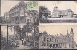 Mooi Lot Van 20 Postkaarten Van Provincie West-Vlaanderen Beau Lot De 20 Cartes Postales Province De Flandre-Occidentale - Cartes Postales