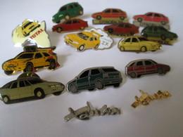 PIN'S   LOT   15  CITROEN - Citroën