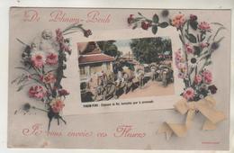 Carte Fantaisie - Je Vous Envoie Des Fleurs De PHNOM - PENH - Viêt-Nam