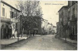 A3 Hérault 34 ROUJAN Avenue De Casson F M 1917 - Other Municipalities