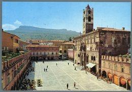 °°° Cartolina N. 31 Piazza Del Popolo Nuova °°° - Ascoli Piceno