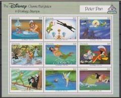 2483 WALT DISNEY -  GRENADA - CLASSIC FAIRYTALES  - PETER PAN . - Disney