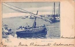 CPA TRAPANI - Marina Con Pescatori - Trapani