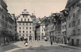 CPA LUZERN, MÜHLENPLATZ - LU Lucerne
