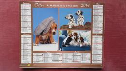 ALMANACH DU FACTEUR 2014 - Kalenders
