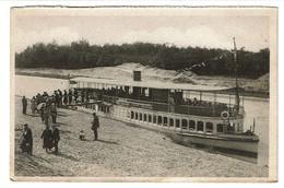 Grobbendonk - Bouwel - Embarcadère Du Wirtz Et Wirtzke / Canal Albert Kanaal Aanlegplaats - 2 Scans - Grobbendonk