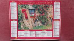 ALMANACH DU FACTEUR 2013 - Kalenders