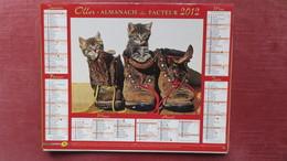 ALMANACH DU FACTEUR 2012 - Kalenders
