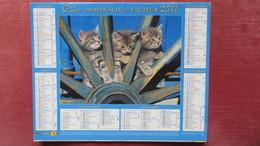 ALMANACH DU FACTEUR 2011 - Kalenders