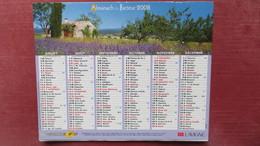 ALMANACH DU FACTEUR 2008 - Kalenders