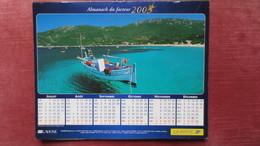 ALMANACH DU FACTEUR 2003 - Kalenders