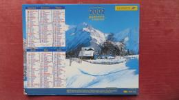 ALMANACH DU FACTEUR 2002 - Kalenders