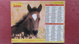 ALMANACH DU FACTEUR 2001 - Kalenders