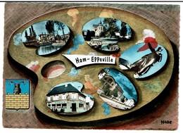 Ham-Eppeville - Somme - Multi-vues - 2 Scans - Autres Communes