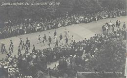 LEIPZIG - Jubiläulsfeier Der Universität - 1910 - Leipzig